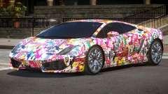Lamborghini Gallardo E-Stule PJ3 для GTA 4