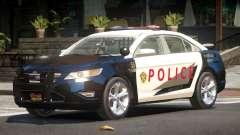 Ford Taurus RS Police для GTA 4