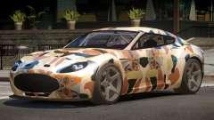 Aston Martin Zagato SR PJ1 для GTA 4