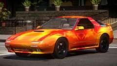 Mazda RX-7 Qz PJ3 для GTA 4