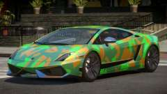 Lamborghini Gallardo Qz PJ4 для GTA 4