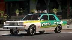 Dodge Diplomat Police V1.4 для GTA 4