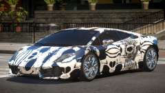 Lamborghini Gallardo E-Stule PJ4 для GTA 4