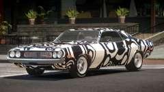1971 Dodge Challenger RT V1.2 PJ4 для GTA 4