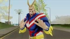 All Might (My Hero Academia) для GTA San Andreas