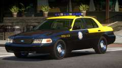 Ford Crown Victoria Florida Police для GTA 4