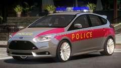 Ford Focus ST Police для GTA 4