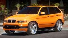 BMW X5 S-Style для GTA 4