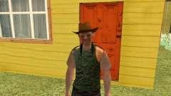 Николай Добрынин (в роли Митяя Буханкина) для GTA San Andreas
