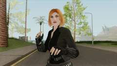Scarlett Johansson (Black Widow) для GTA San Andreas