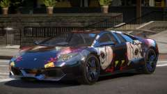 Lamborghini Murcielago LP-670 PJ3 для GTA 4
