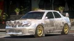 Subaru Impreza SR PJ1 для GTA 4