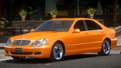 Mercedes-Benz S600 SE для GTA 4