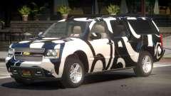 Chevrolet Suburban V2.1 PJ4 для GTA 4
