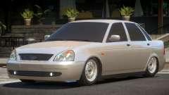 Lada Priora ZT для GTA 4