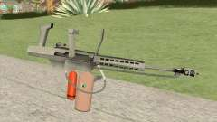 Flame Thrower (HD) для GTA San Andreas
