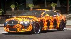 Bentley Continental GT Elite PJ1 для GTA 4