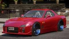 Mazda RX7 S-Edit