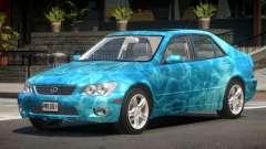 Lexus IS300 LS PJ1 для GTA 4