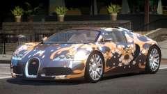 Bugatti Veyron DTI PJ2 для GTA 4