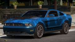 Ford Mustang 302 V1.1 PJ1 для GTA 4