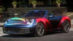 2019 Porsche 911 Carrera S PJ5 для GTA 4