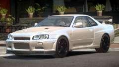Nissan Skyline R34 E-Style