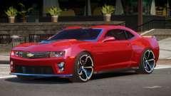Chevrolet Camaro NR для GTA 4