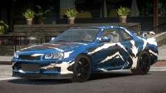 Nissan Skyline R34 L-Tuned PJ1 для GTA 4