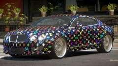 Bentley Continental GT Elite PJ4 для GTA 4