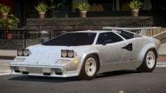 1985 Lamborghini Countach LP500 QV PJ2 для GTA 4