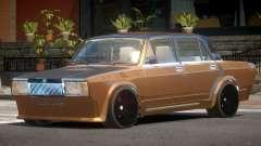 VAZ 2107 D-Style для GTA 4