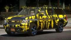 Chevrolet Suburban E-Style PJ1 для GTA 4