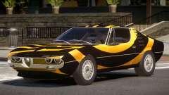 Alfa Romeo Montreal V1.0 PJ3 для GTA 4