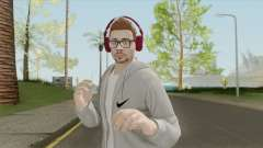Random Male V6 (GTA Online) для GTA San Andreas