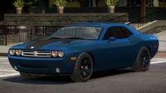 Dodge Challenger ZT Hemi 6.1 для GTA 4