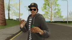 Ryder (Casual) V1 для GTA San Andreas