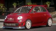 Fiat 500 L-Tuned для GTA 4