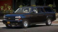 Chevrolet Suburban LS для GTA 4