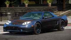 Acura NSX GT для GTA 4