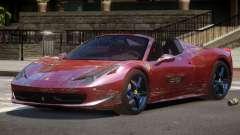 Ferrari 458 S-Tuned PJ4 для GTA 4