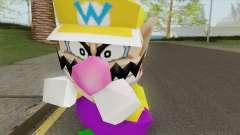 Wario (Mario Party 3) для GTA San Andreas