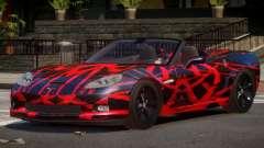 Chevrolet Corvette SR PJ8 для GTA 4