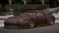 Mazda RX-7 GR73 PJ1 для GTA 4