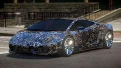 Lamborghini Gallardo SE V1.1 PJ4 для GTA 4