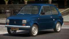 Fiat 126P V1.0 для GTA 4