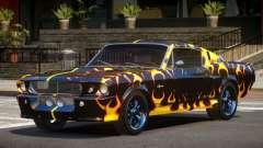 1968 Shelby GT500 PJ3 для GTA 4