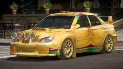Subaru Impreza SR PJ4 для GTA 4