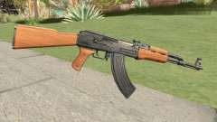 AK-47 (Millenia Version) для GTA San Andreas