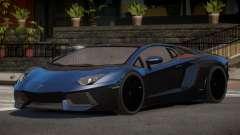 Lamborghini Aventador ZL для GTA 4